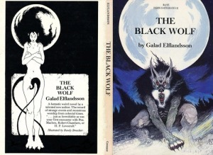 Front and back cover art for the Centaur Books trade paperback edition of